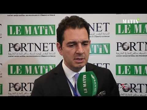Embedded thumbnail for Ömür Gebeş - 5ème Edition de la Conférence du Guichet Unique PortNet