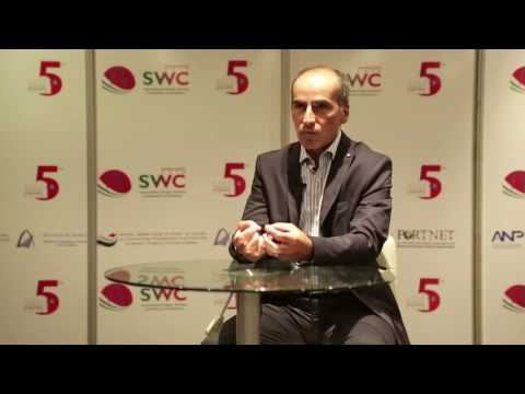 Embedded thumbnail for SWC2016-Interview avec M. Tarik Maaouni, Directeur Organisation et Systèmes d'Information, ANP