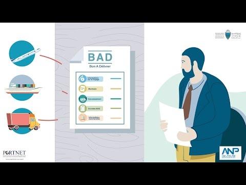 Embedded thumbnail for Capsule Portnet : La gestion électronique du Bon à Délivrer